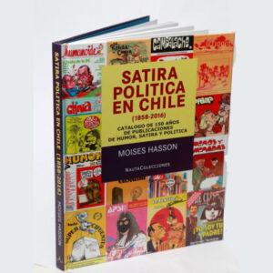 Libro Sátira Política