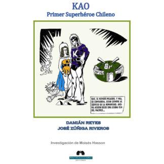 Portada libro Kao